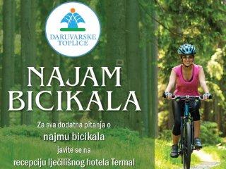 Najam bicikala
