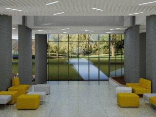 Renoviranje predvorja lječilišnog hotela Termal