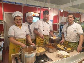 Naši kuhari na sajmu Gastro&Nautika