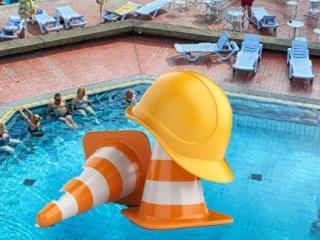 Radovi na adaptaciji bazena i popratnih sadržaja