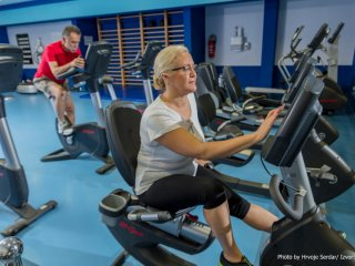 Ponovno otvaranje fitness centra