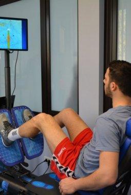 Medical treatment of athletes